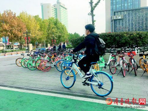 济南共享单车 两年多涨了2倍 价格赶上公交靠啥留人?