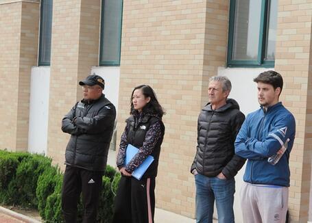 三名足球小将被北体大中足学院录取