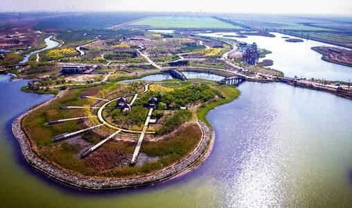 滨州湿地总面积居全省第四位
