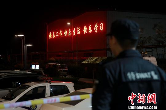 山东龙郓煤业冲击地压事故现场。 梁犇 摄