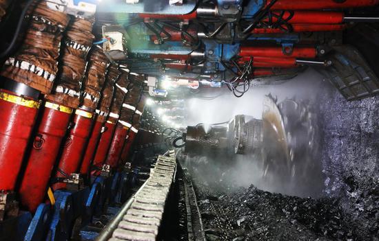 山东全省煤矿去年生产原煤1.17亿吨