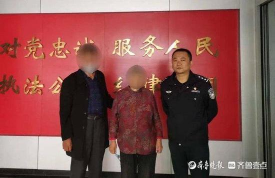 淄博警方开展紧急筛查1200余人 只为让她回家