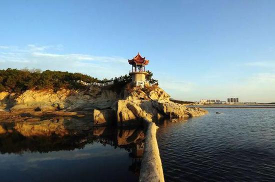 珍珠湾浴场