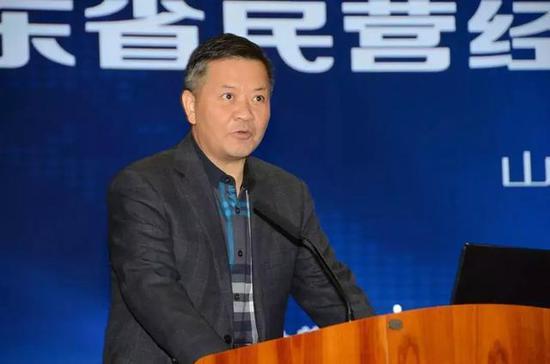 山东省统计局副局长陈汉臻