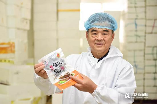 """让全世界都能吃上青岛的""""一卤鲜"""""""