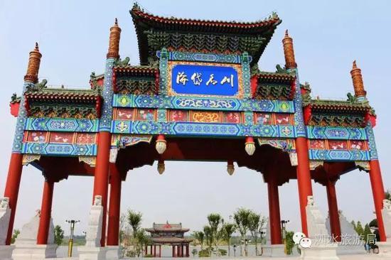 新增的4A级景区有济宁市泗水滨景区。