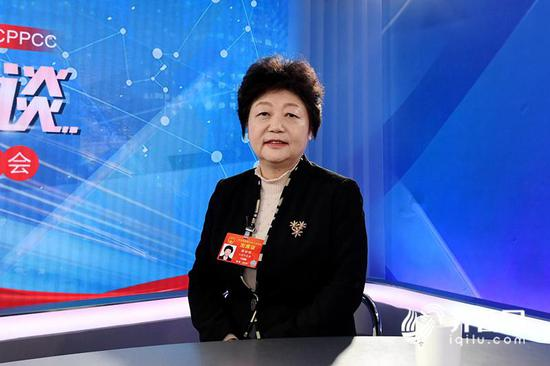全国人大代表,山东大学校长、党委副书记樊丽明做客《两会大家谈》