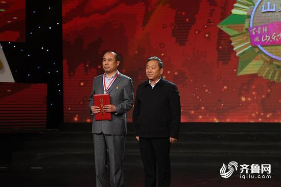山东建龙化工股份有限公司董事长张广俊