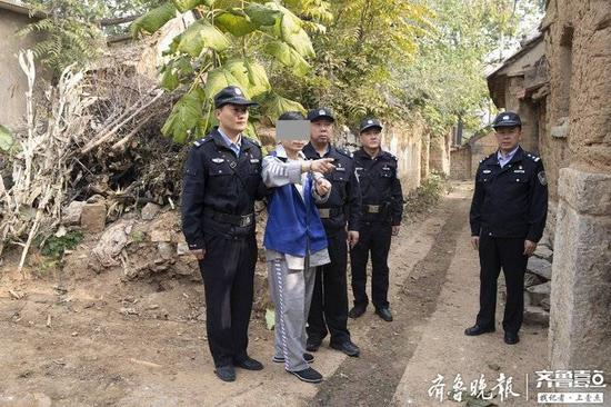背帐篷作案 入室盗窃10余起 流窜盗贼被博山警方抓获