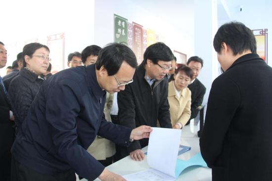 滨州 首批220个村级人社服务点已经建成