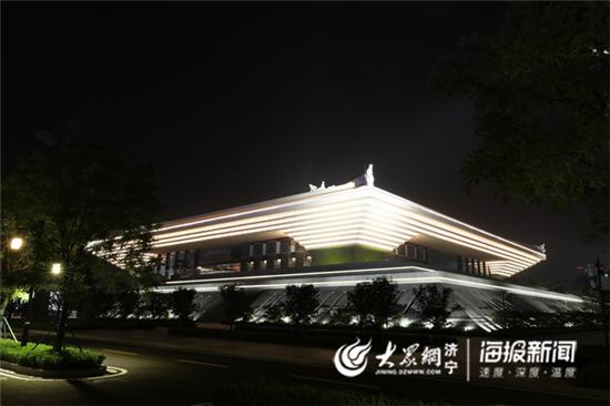 孔子博物馆重启开放夜场 周五周六延长至晚九点闭馆