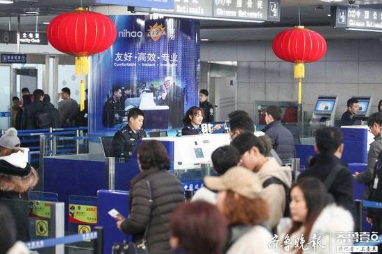 机场出入境正月初四至初六客流大 乘机需提前2小时