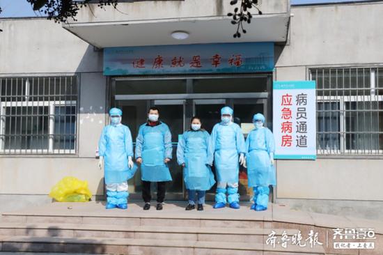 临沂这两位确诊患者治愈出院 已累计出院12人