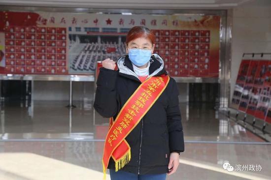 抗击疫情 民建在行动:在疫情防控一线的滨州民建会员 ——李学勤