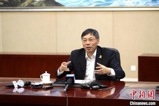 全国人大代表孙丕恕:算力数据算法是中国新基建支撑