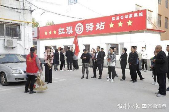 聊城市东昌府区:村社共建 困难村民进城务工促脱贫