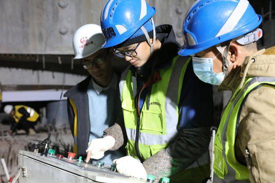 万吨桥梁 国道309潍坊改造项目卡脖子工程即将打通