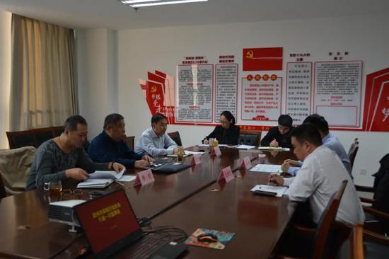 滨州市保险行业协会召开一届一次监事会会议