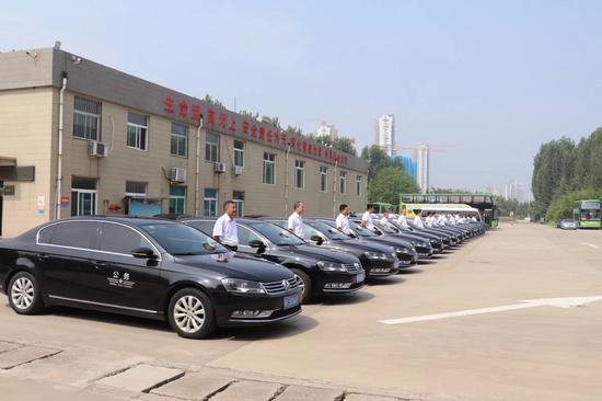 公车闲置率接近为零 济宁市公车管理实现标准化