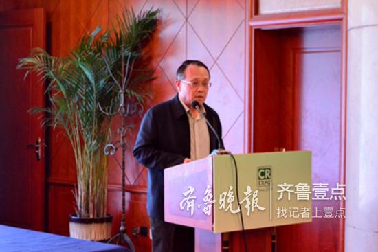 广州市保利锦汉展览有限公司助理总经理朱薇发布了2019福祉博览会亮点规划。