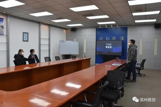 【抗击疫情 政协在行动】阳信县政协:深入企业帮助复工复产