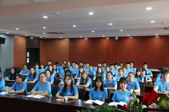 62名新生开启崭研究生生涯 山财大管科学院举办2021级研究生开学典礼