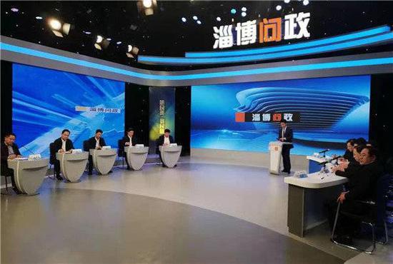 """淄博市整治办直击""""七大会战""""的突出问题"""