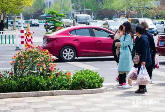 齐鲁网潍坊4月25日讯