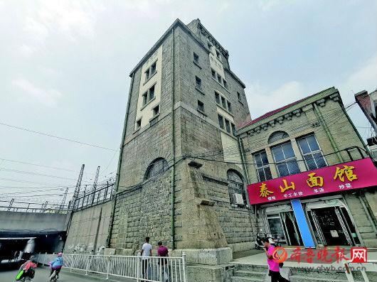 百年泰安火車站小樓毀損 誰來管