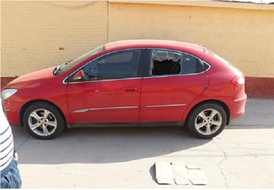 无业男子流窜多地砸车玻璃盗窃30余起 在高密落网