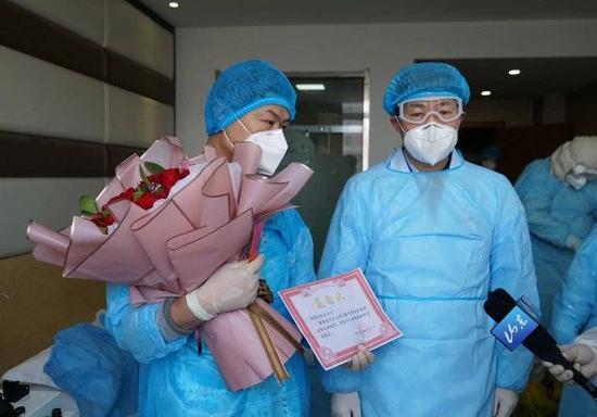 临沂这位新冠肺炎治愈患者 成功捐赠恢复期血浆