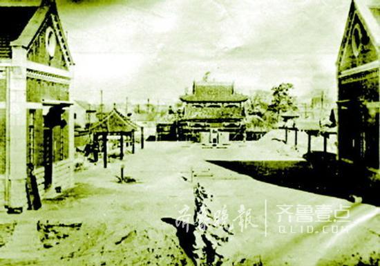 1936年建成济南第一个自来水厂趵突泉水厂。