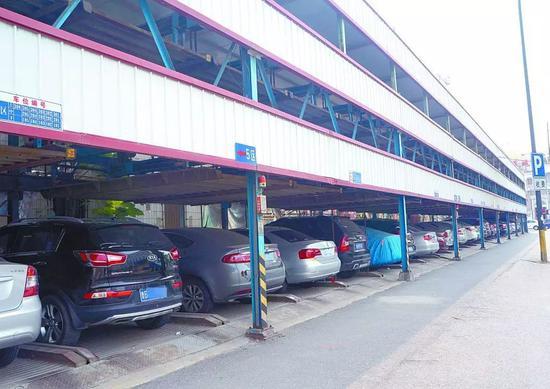 04建设停车场规范泊车管理