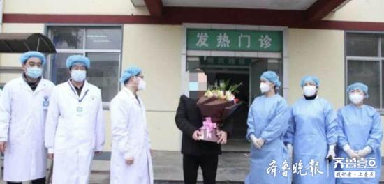 好消息 临沂市临沭县两位确诊患者全部治愈出院
