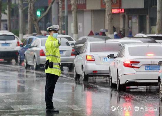 累计出警12.9万余人次 山东警方保障假期秩序稳定