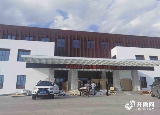 山东投资2亿在青海海晏县建设鲁青高原康复疗养中心