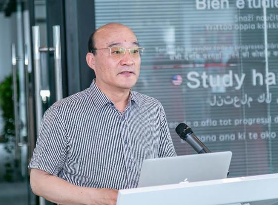 研学旅行专业委员会主任 冯维国