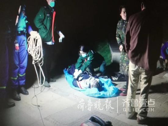 济南小清河落水的齐河初中女孩被找到 已不幸溺亡