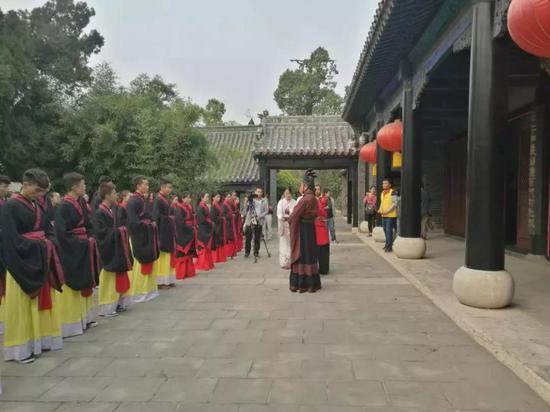 改革开放四十年以来,邹城文化旅游融合发展也登上新台阶。