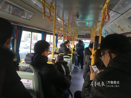 济南至章丘首条城际BRT开通 起步价2元全程提速约10%
