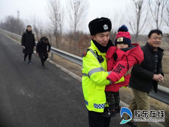 春节烟台车流量近125万 高速路未大面积拥堵