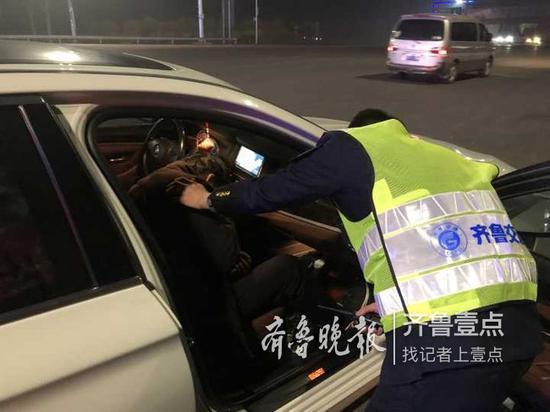 齐鲁晚报记者 周青先 通讯员 徐翠萍 报道