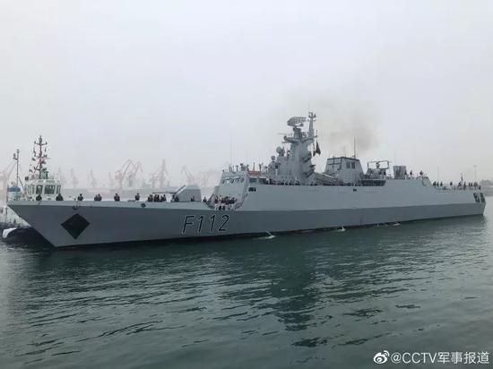 """澳大利亚""""墨尔本""""号导弹护卫舰"""