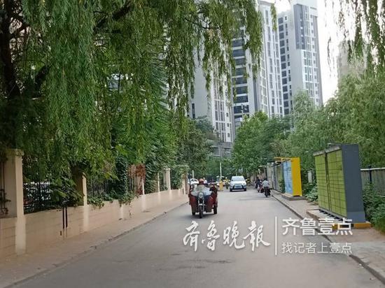 城管称非市政道路也有权执法