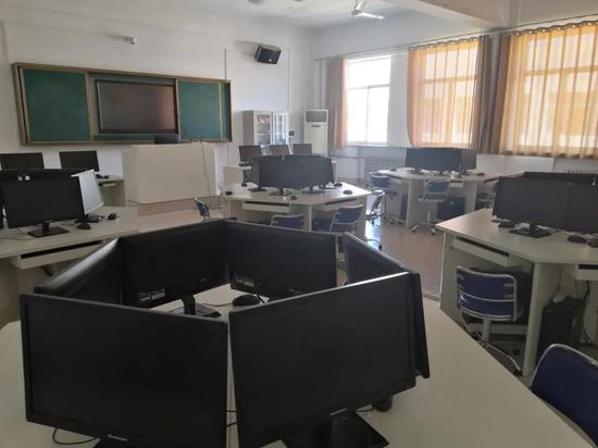 市场营销实训室