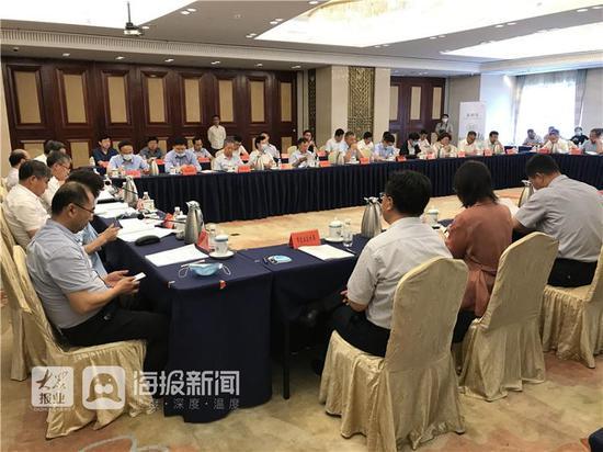 青岛举行金融支持乡村振兴推介会 发布105个贷款项目