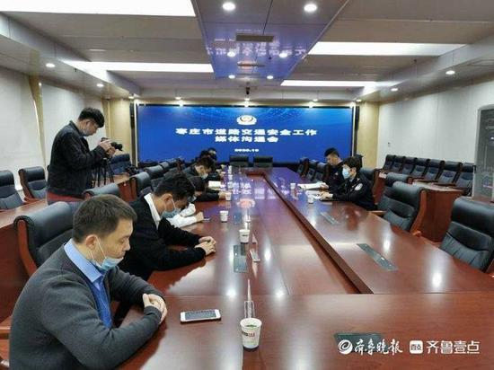 枣庄17家高危风险运输企业被曝光