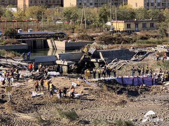 天津南环铁路桥事故:遇难山东人中有2人为同村亲友
