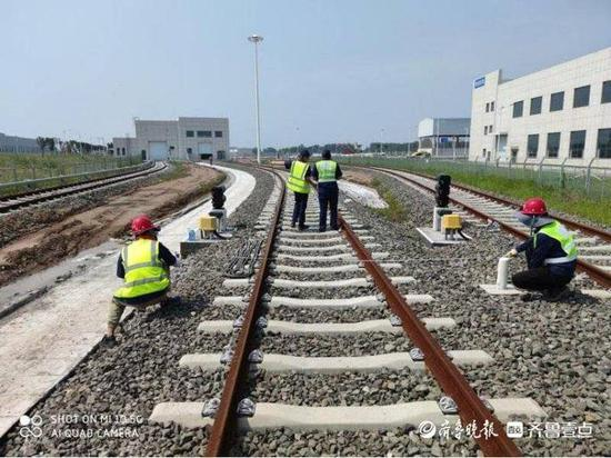 青岛地铁8号线北段完成联调 设备状态达初期运营要求