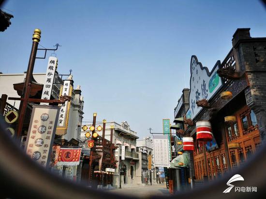 华谊兄弟济南电影城开工3年仍然大门紧闭